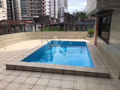 Apartamento, código 2691 em Praia Grande, bairro Aviação