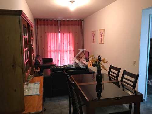 Apartamento, código 2722 em Praia Grande, bairro Aviação