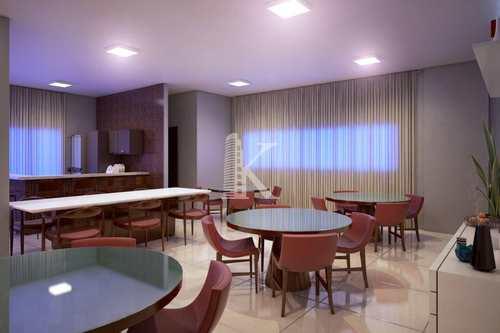Apartamento, código 2728 em Praia Grande, bairro Maracanã