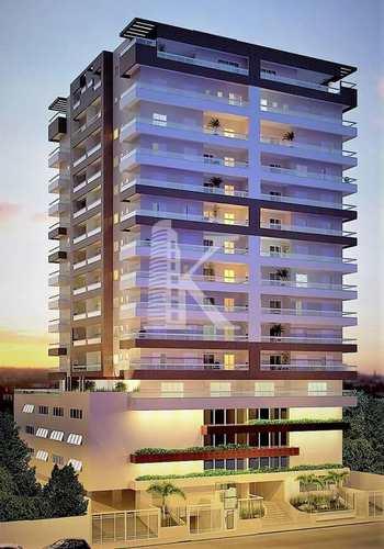 Apartamento, código 2819 em Praia Grande, bairro Guilhermina