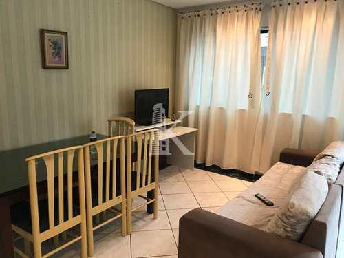 Apartamento, código 2845 em Praia Grande, bairro Guilhermina