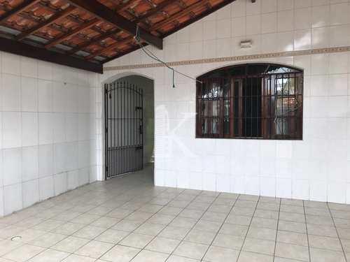 Casa, código 2860 em Praia Grande, bairro Caiçara
