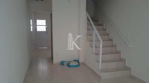 Casa de Condomínio, código 3051 em Praia Grande, bairro Nova Mirim