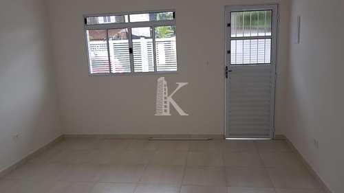 Casa de Condomínio, código 3052 em Praia Grande, bairro Nova Mirim