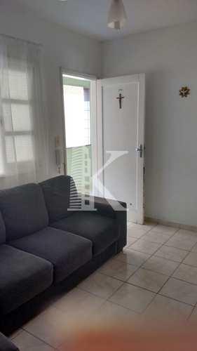 Apartamento, código 3136 em Praia Grande, bairro Guilhermina