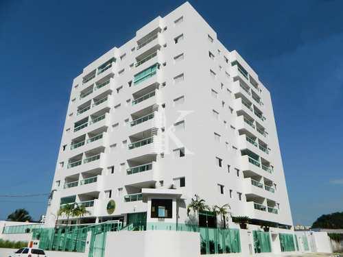 Apartamento, código 3163 em Mongaguá, bairro Centro