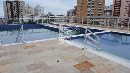 Apartamento, código 3258 em Praia Grande, bairro Guilhermina