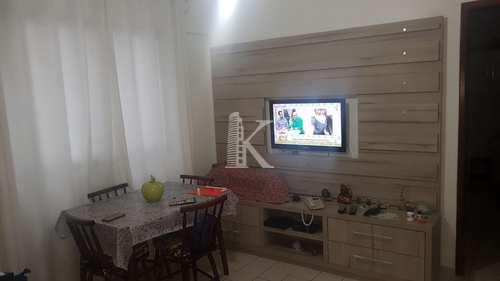 Apartamento, código 3359 em Praia Grande, bairro Aviação