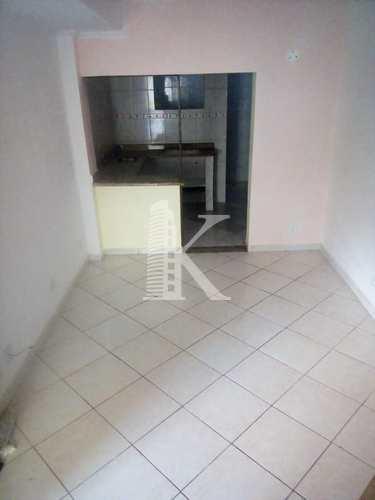 Apartamento, código 3364 em Praia Grande, bairro Guilhermina