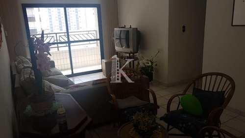 Apartamento, código 3373 em Praia Grande, bairro Guilhermina