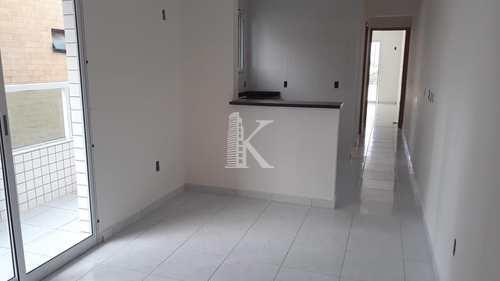 Apartamento, código 3384 em Praia Grande, bairro Canto do Forte