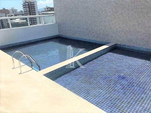 Apartamento, código 3406 em Praia Grande, bairro Ocian