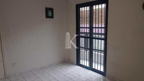 Apartamento, código 3423 em Praia Grande, bairro Guilhermina