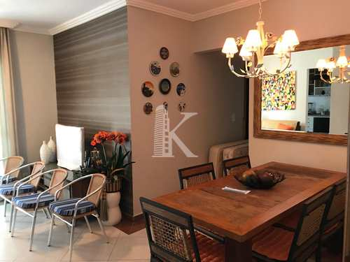 Apartamento, código 3443 em Praia Grande, bairro Canto do Forte