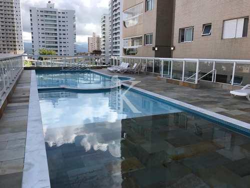 Apartamento, código 3525 em Praia Grande, bairro Aviação