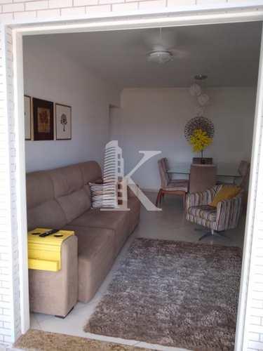 Apartamento, código 3637 em Praia Grande, bairro Guilhermina