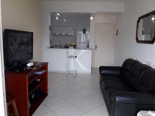Apartamento, código 3641 em Praia Grande, bairro Guilhermina