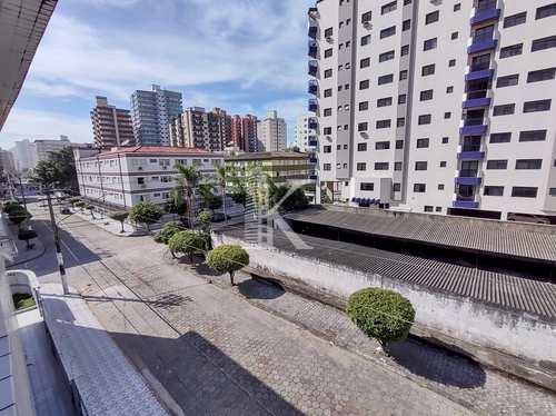 Apartamento, código 3655 em Praia Grande, bairro Guilhermina