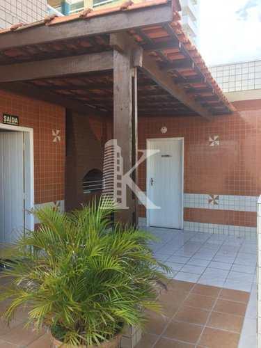 Apartamento, código 3663 em Praia Grande, bairro Guilhermina
