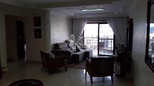 Apartamento, código 3758 em Praia Grande, bairro Guilhermina