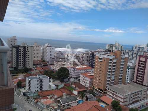 Apartamento, código 3761 em Praia Grande, bairro Guilhermina