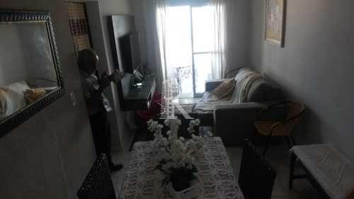Apartamento, código 4051 em Praia Grande, bairro Ocian