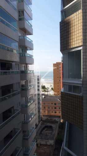 Apartamento, código 4098 em Praia Grande, bairro Guilhermina