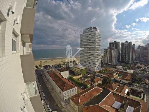 Apartamento, código 4100 em Praia Grande, bairro Canto do Forte