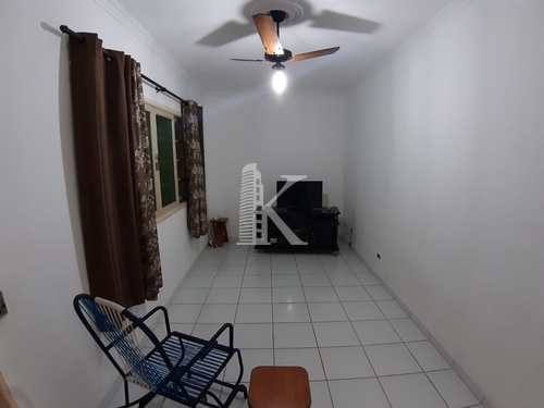 Apartamento, código 4149 em Praia Grande, bairro Guilhermina