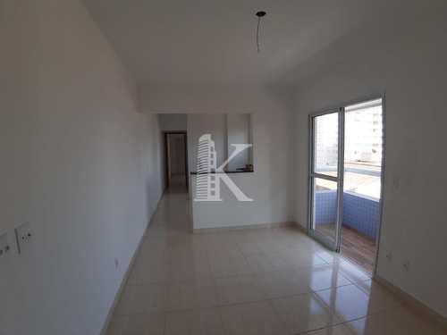Apartamento, código 4170 em Praia Grande, bairro Guilhermina