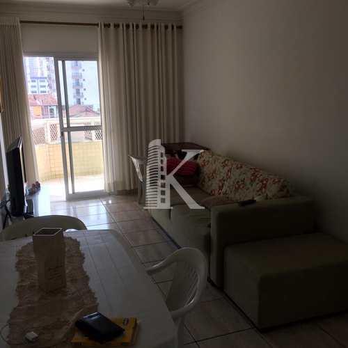 Apartamento, código 4200 em Praia Grande, bairro Aviação