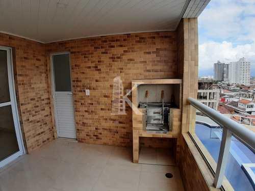 Apartamento, código 4205 em Praia Grande, bairro Boqueirão