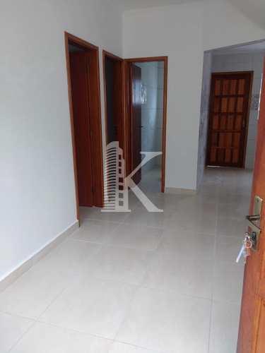 Casa de Condomínio, código 4300 em Praia Grande, bairro Maracanã