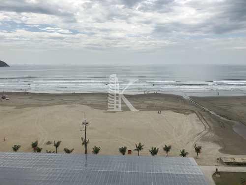 Apartamento, código 4317 em Praia Grande, bairro Guilhermina