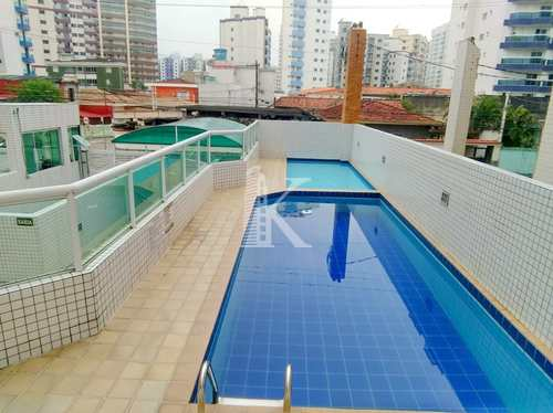 Apartamento, código 4333 em Praia Grande, bairro Ocian