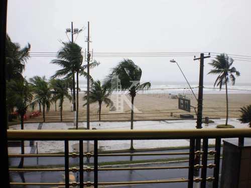 Apartamento, código 4375 em Praia Grande, bairro Guilhermina