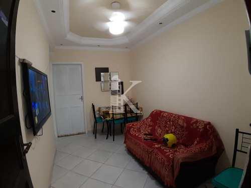 Apartamento, código 4387 em Praia Grande, bairro Boqueirão