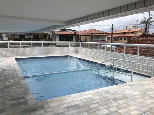 Apartamento, código 4394 em Praia Grande, bairro Aviação