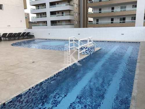 Apartamento, código 4405 em Praia Grande, bairro Guilhermina