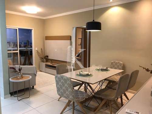 Apartamento, código 4433 em Praia Grande, bairro Guilhermina