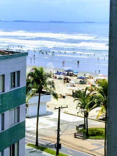 Apartamento, código 4468 em Praia Grande, bairro Ocian