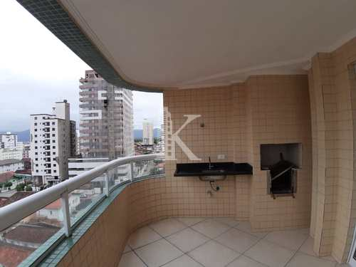 Apartamento, código 4531 em Praia Grande, bairro Guilhermina