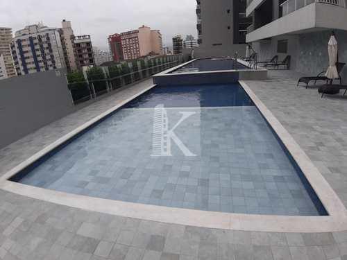 Apartamento, código 4534 em Praia Grande, bairro Boqueirão
