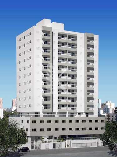 Apartamento, código 4537 em Praia Grande, bairro Ocian