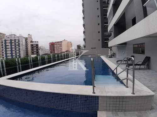 Apartamento, código 4574 em Praia Grande, bairro Boqueirão