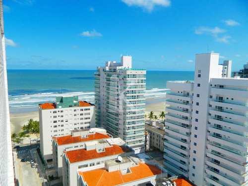 Apartamento, código 4587 em Praia Grande, bairro Aviação