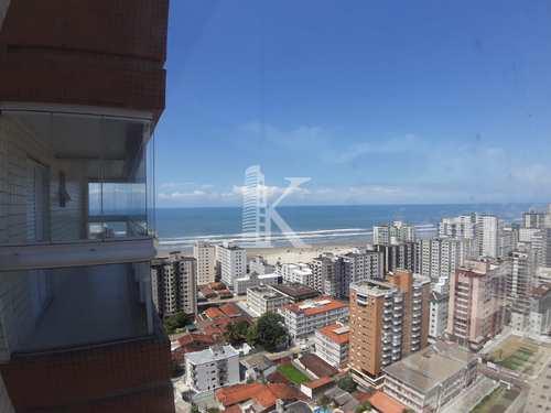 Apartamento, código 4588 em Praia Grande, bairro Guilhermina