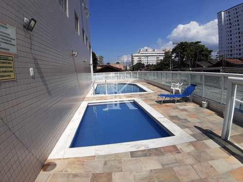 Apartamento, código 4591 em Praia Grande, bairro Aviação