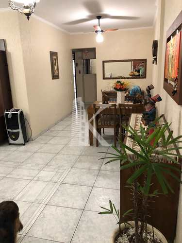 Apartamento, código 4611 em Praia Grande, bairro Guilhermina