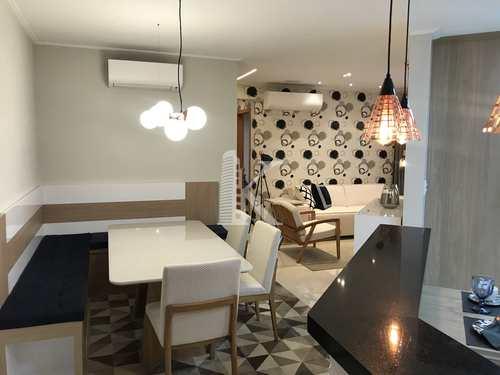 Apartamento, código 4614 em Praia Grande, bairro Canto do Forte